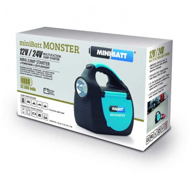 minibatt monster